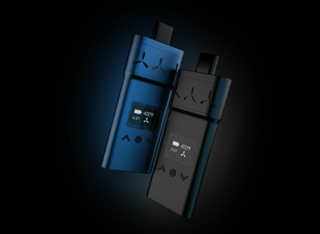 portable vaporizers Airvape X